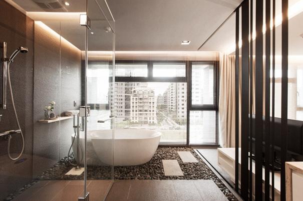 Łazienka to prywatne niebo